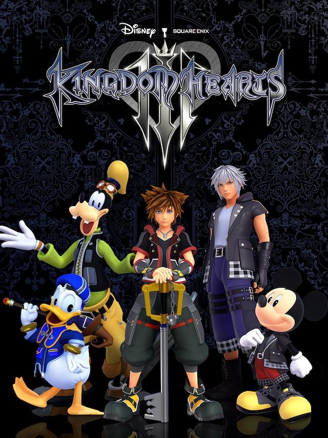 Kingdom Hearts III + Re Mind DLC