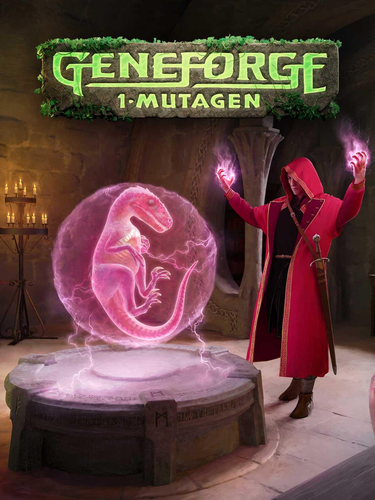 Geneforge 1 - Mutagen