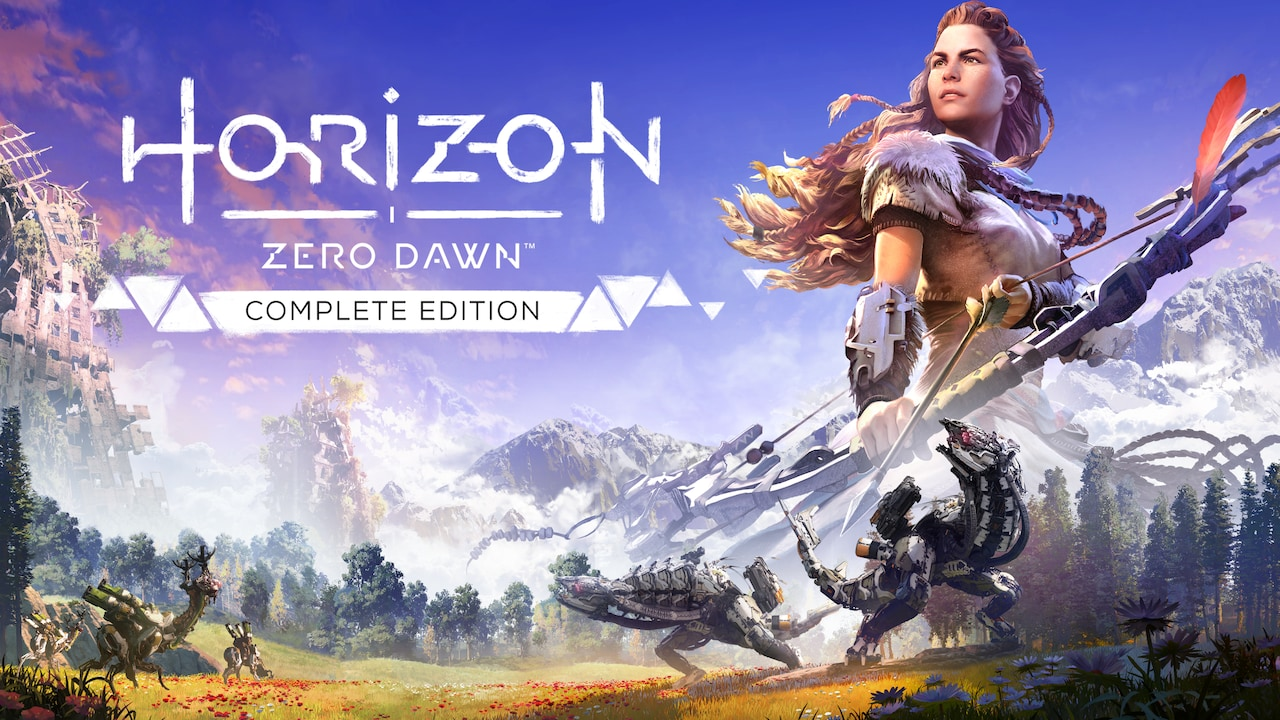 Horizon Zero Dawn en promotion
