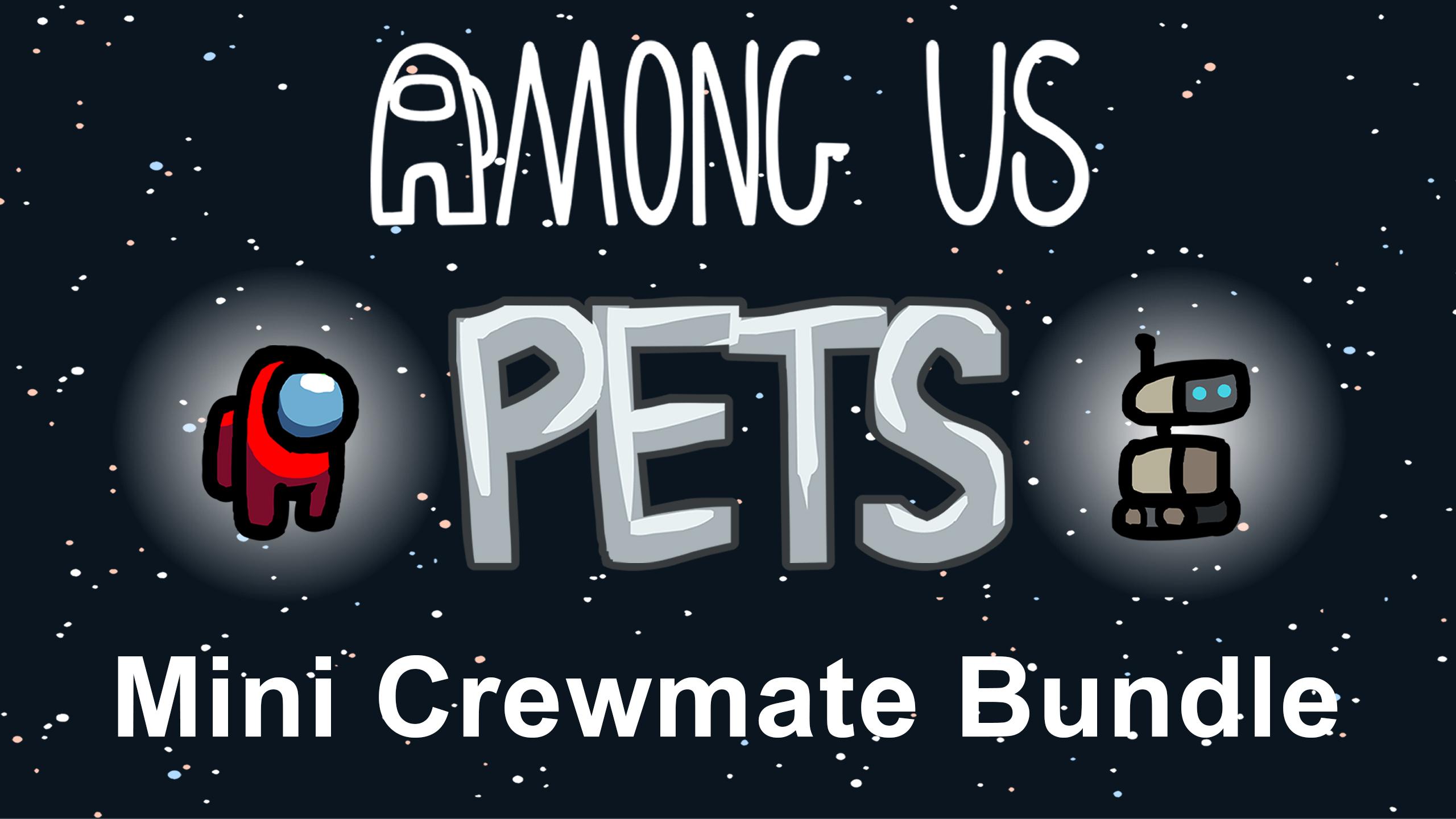 Among Us Among Us Mini Crewmate Bundle