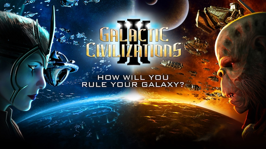 Galactic Civilizations III FREE for a limited time