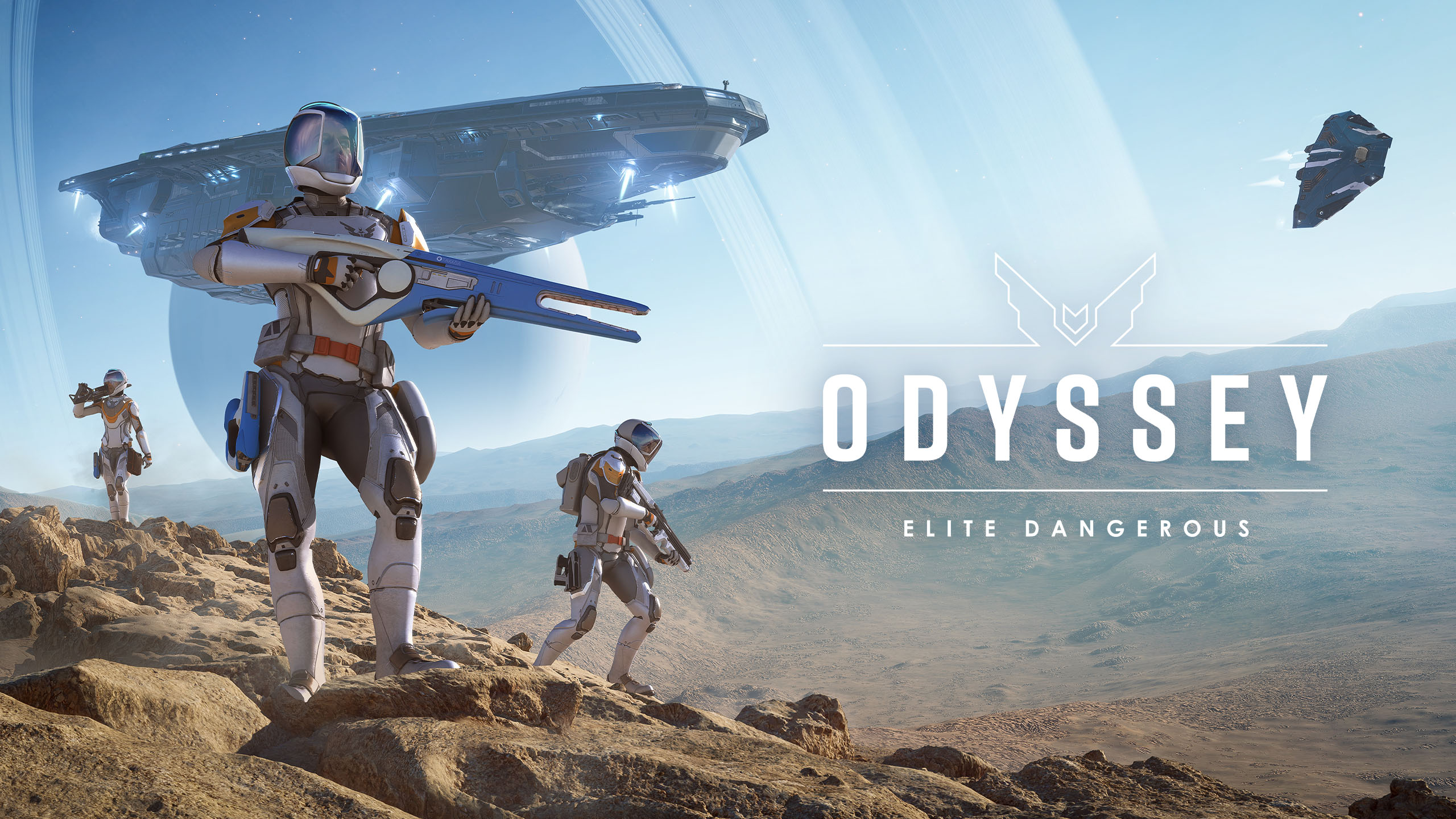Elite Dangerous Rocketing onto PlayStation 4 in Q2 of 2017