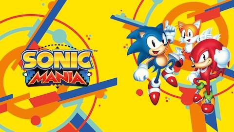 Анонс раздачи Sonic Mania Скоро в Epic Games Store