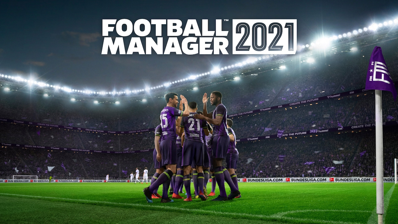 Football Manager 2021 Sale