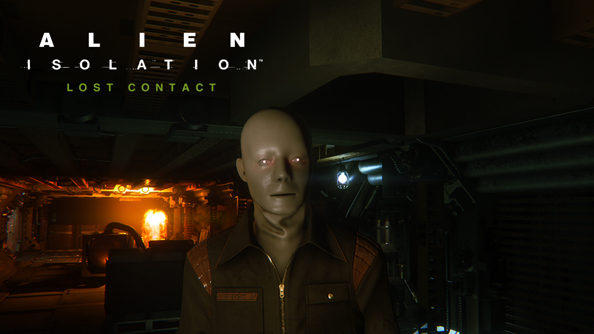 Alien: Isolation - Lost Contact - Epic Games Store