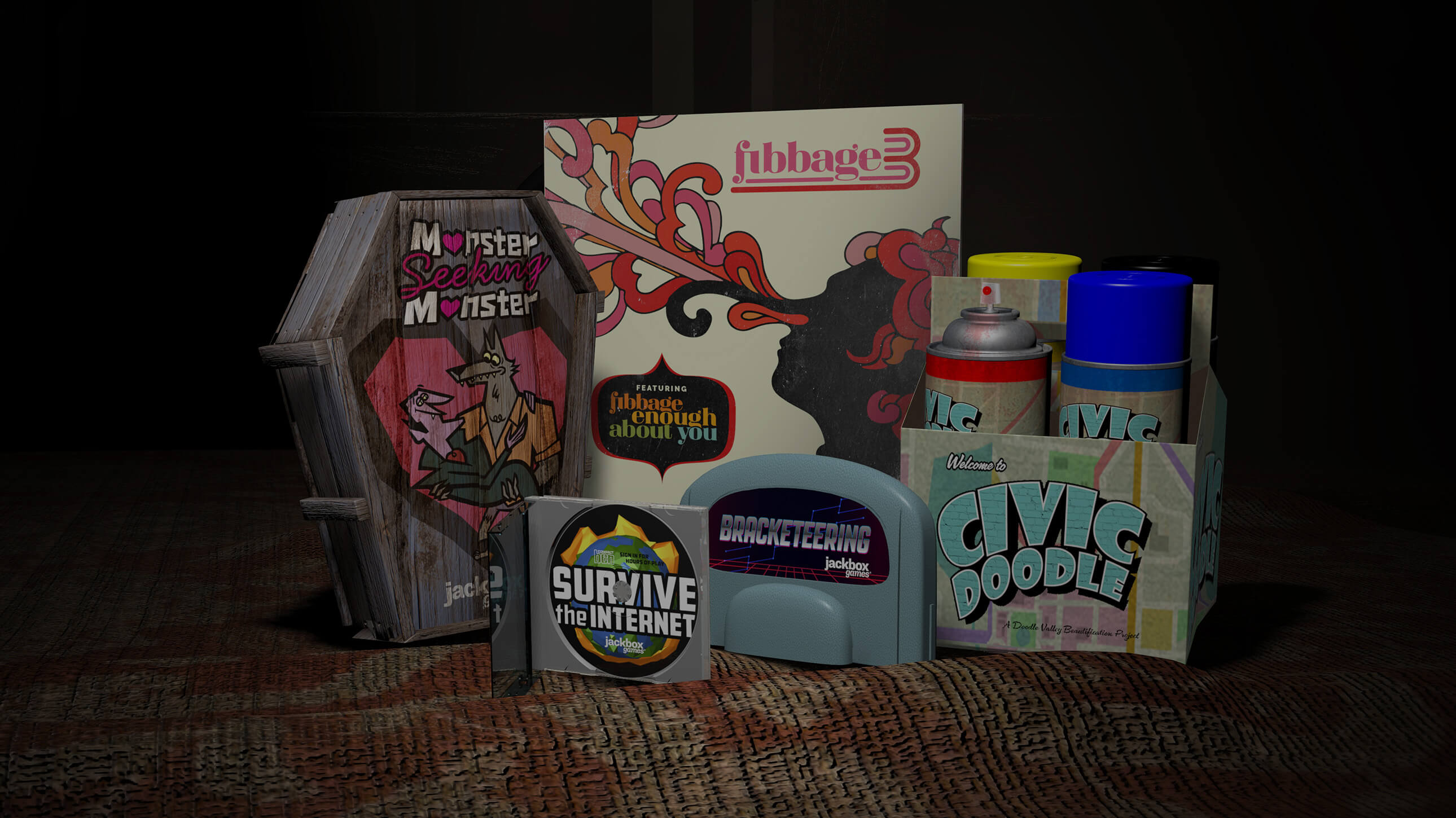 The Jackbox Party Pack 4