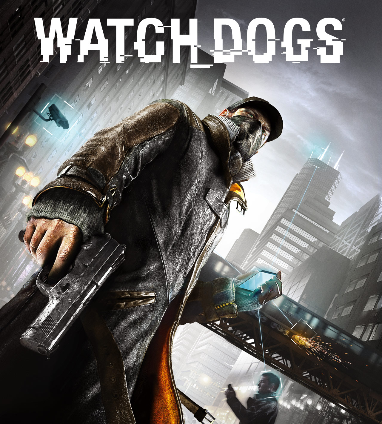 Watch Dogs Standard Edition