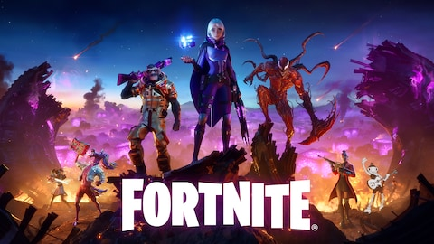 Fortnite | Download & Play For Free - Epic Games Store
