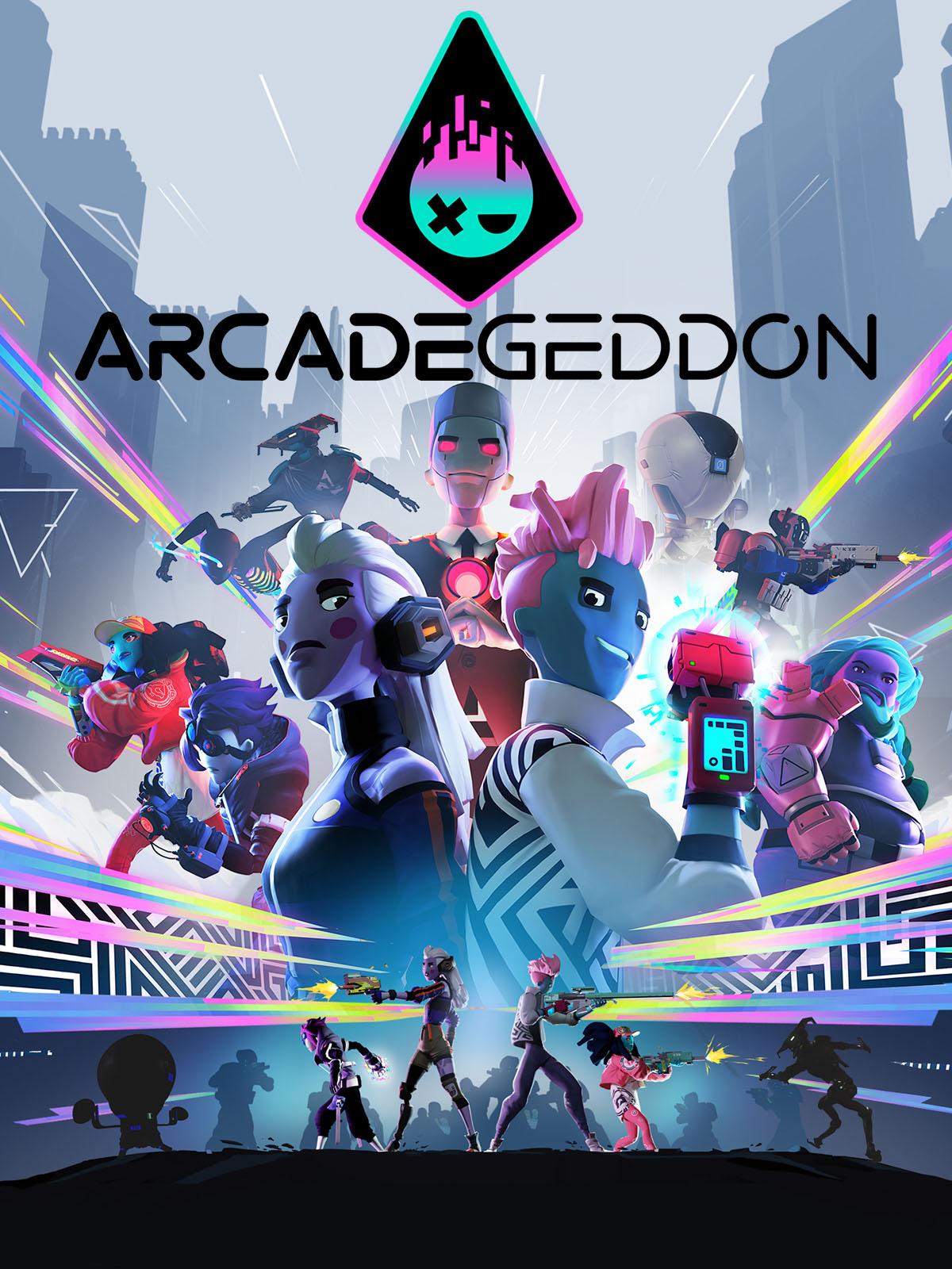Arcadegeddon Early Access