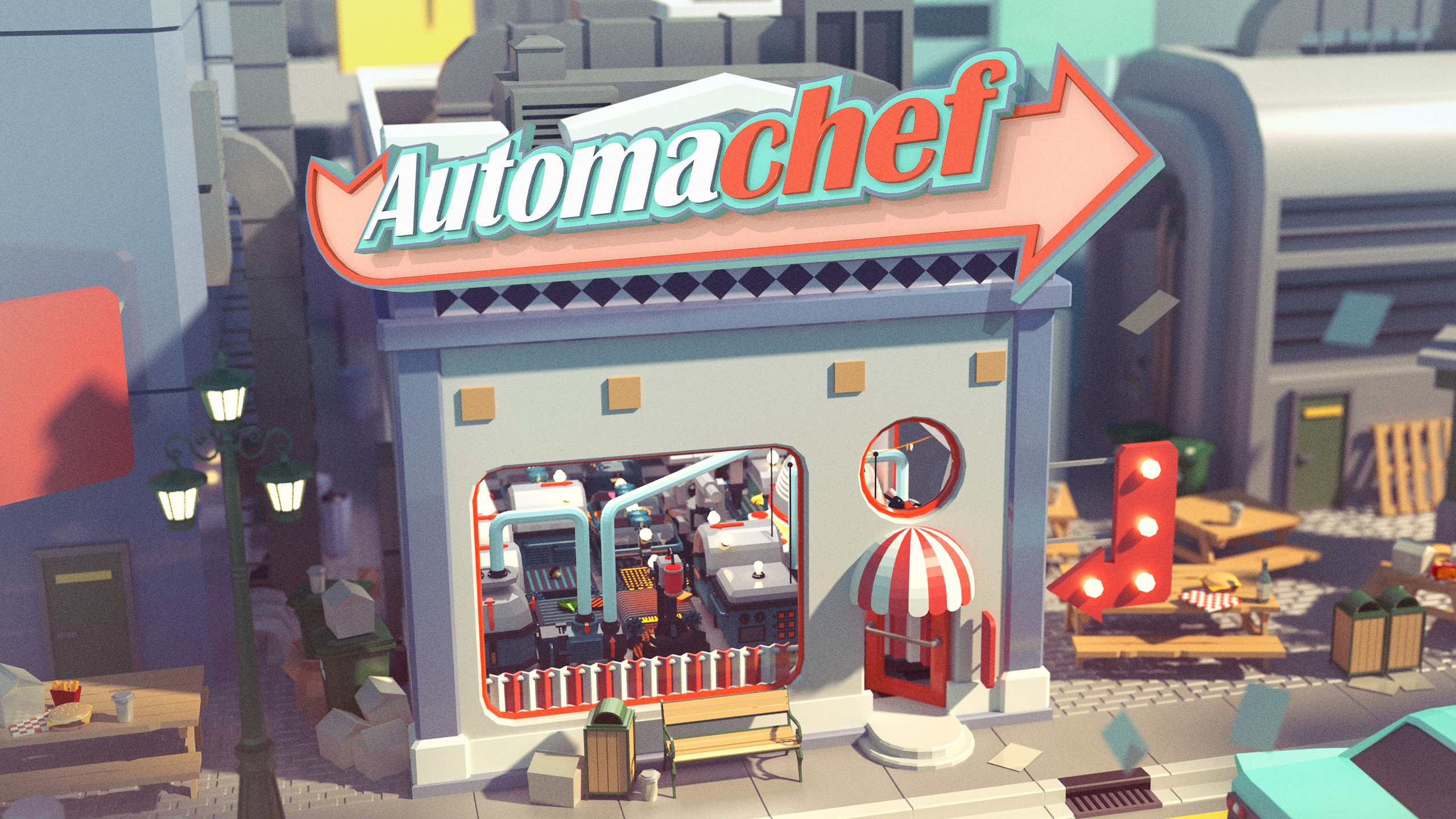 Automachef Coming Soon - Epic Games Store