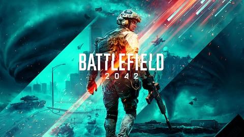 Battlefield 2042 em breve - Epic Games Store