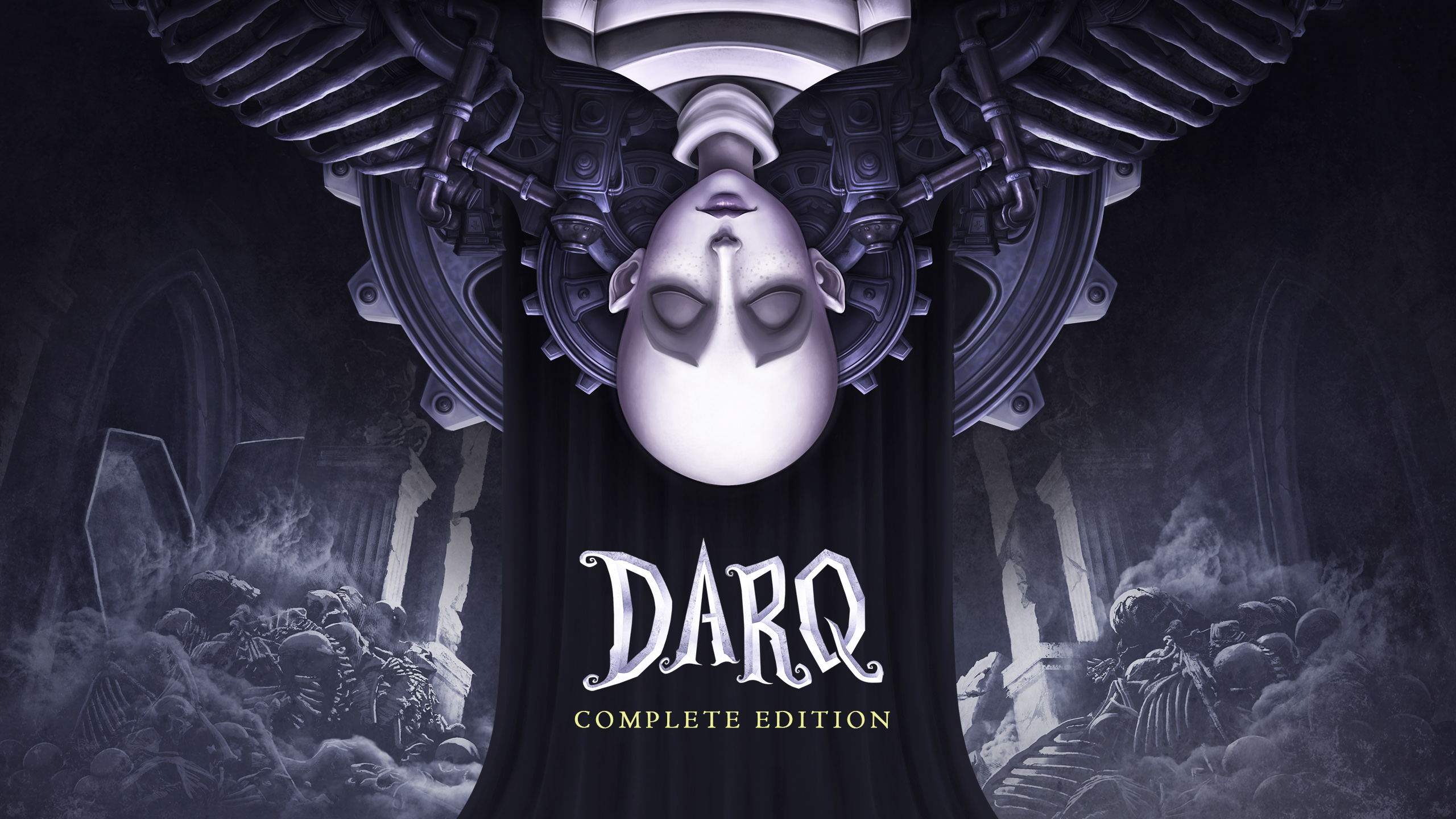 DARQ: Complete Edition Coming Soon - Epic Games Store