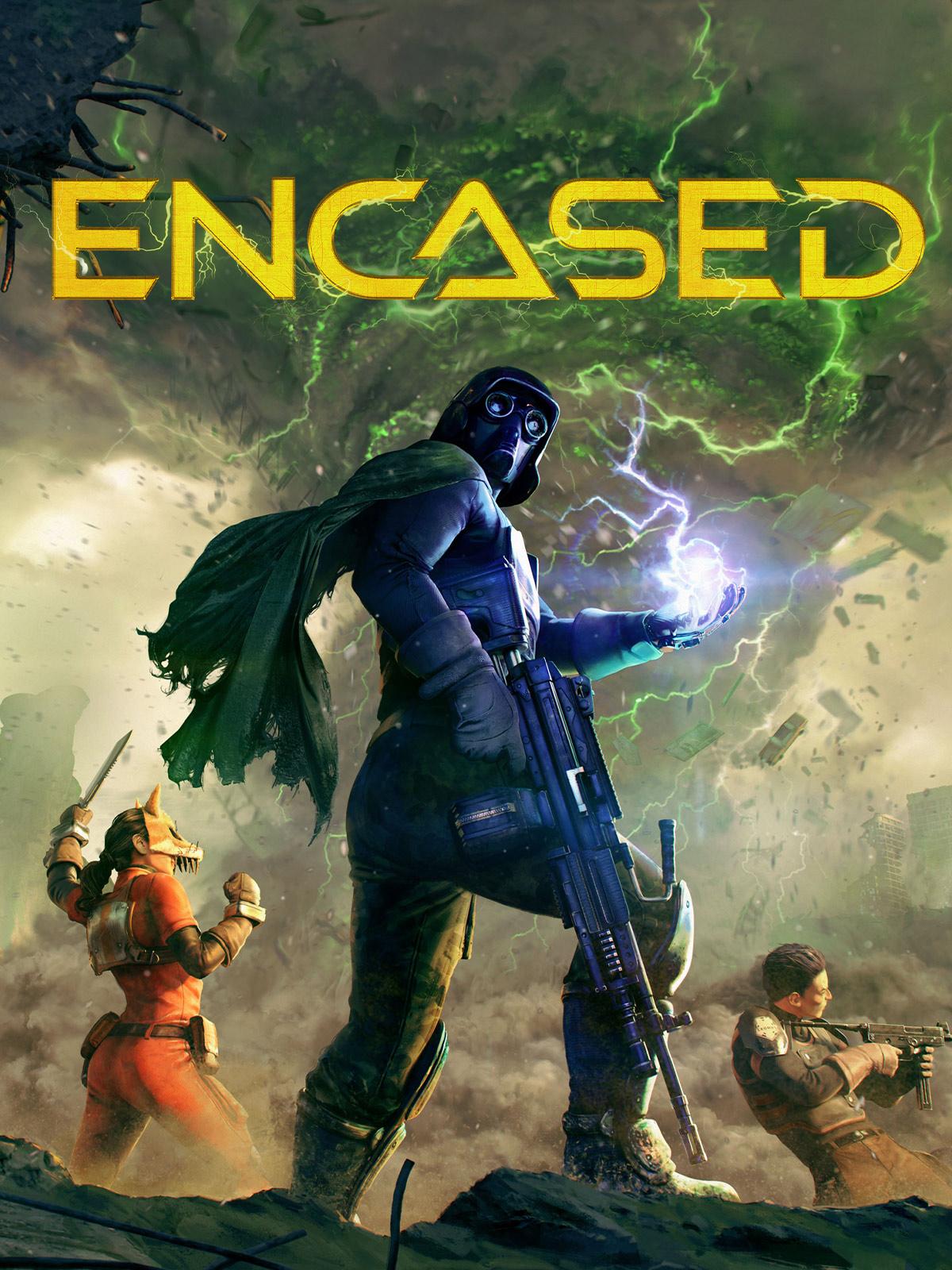 Encased A Sci Fi Post Apocalyptic RPG - [DODI Repack] - ISO - Multilangue