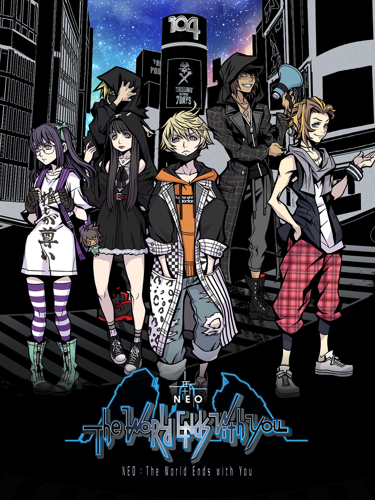 NEO: The World Ends with You | Download and Buy Today - Epic Games ...