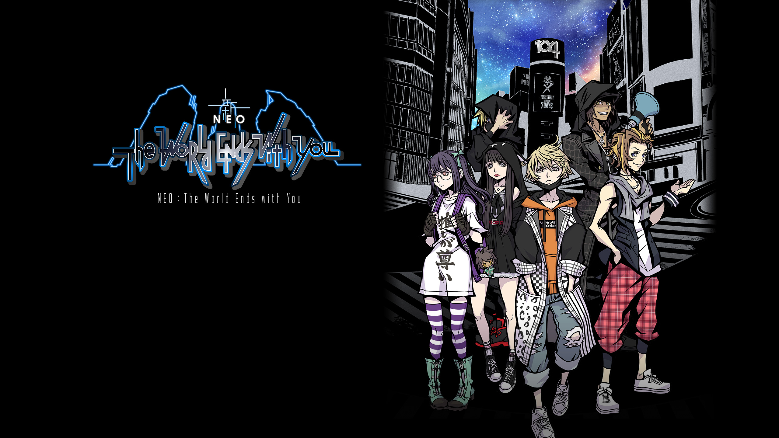 NEO: The World Ends with You Free Download