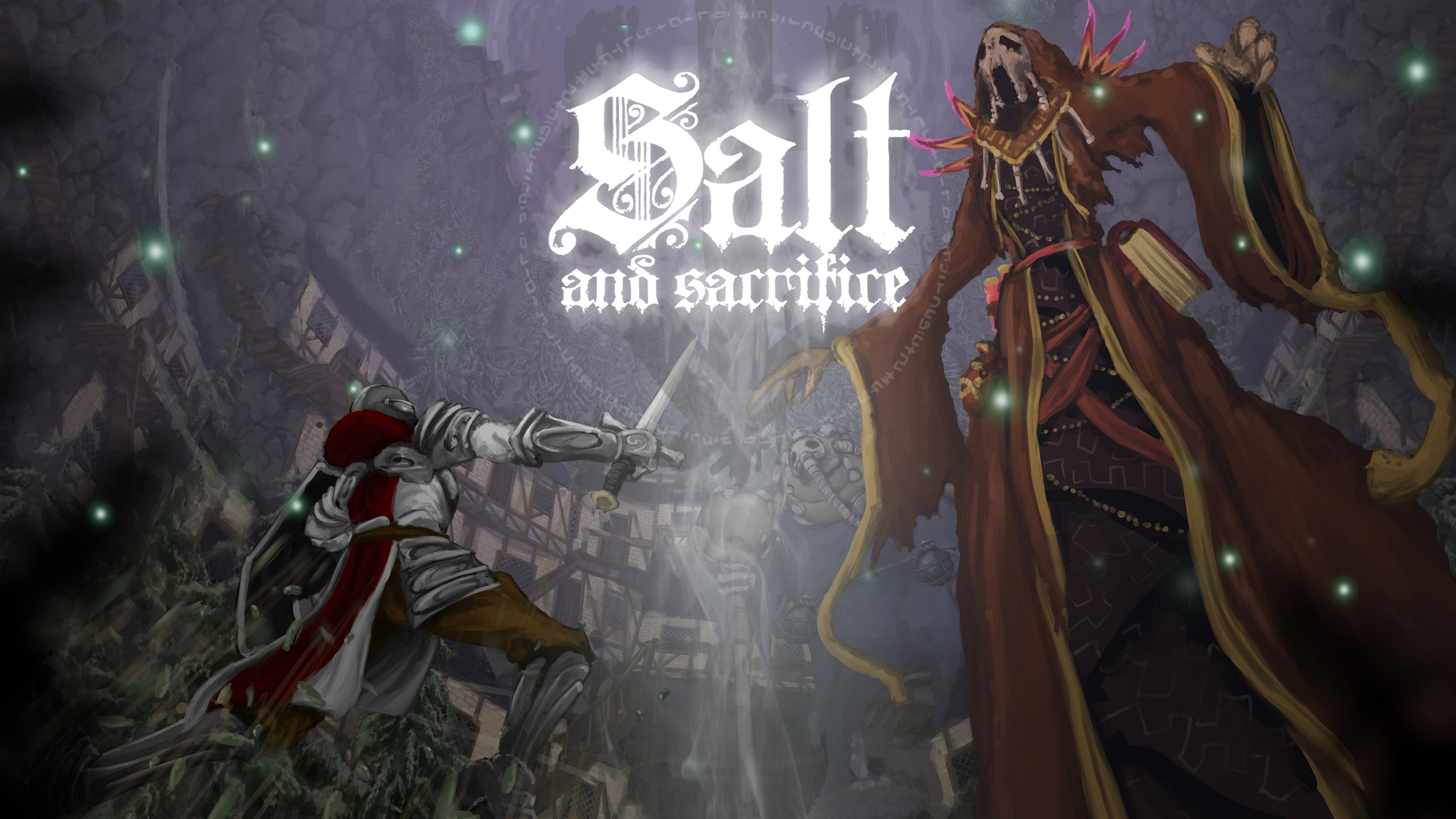 Salt and Sacrifice Coming Soon - Epic Games Store