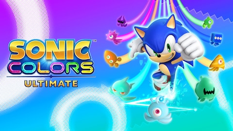 Comprar na pré-venda e comprar antecipadamente Sonic Colors: Ultimate -  Epic Games Store