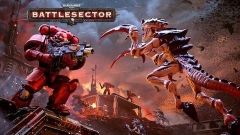 Warhammer 40000: Battlesector | Gaming Lab | Jogos | NVIDIA