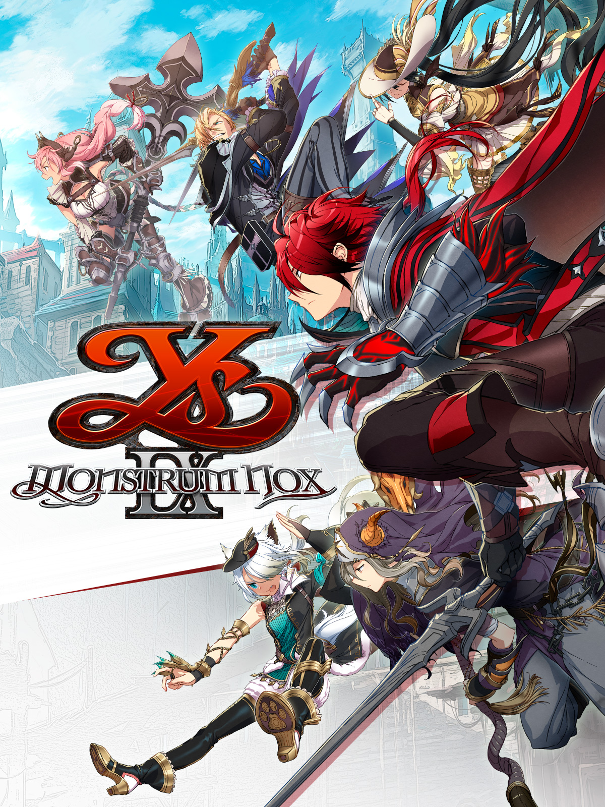 Ys IX: Monstrum Nox (Launch Week)