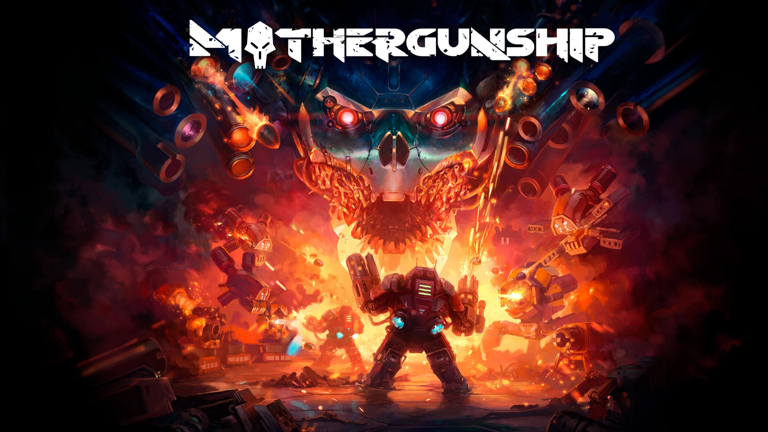 Mothergunship Thumbnail