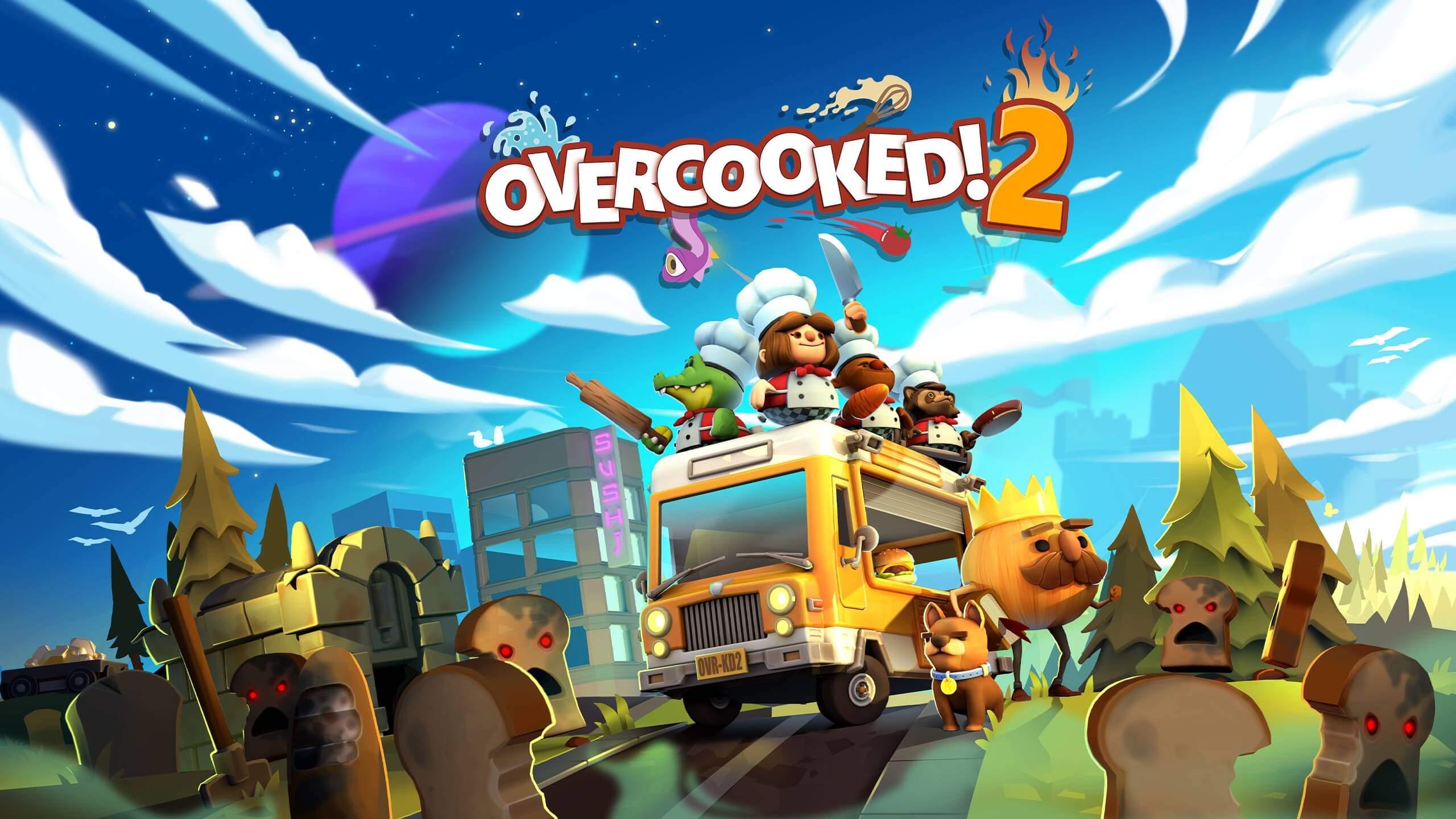 Overcooked! 2 Thumbnail