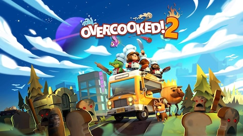 Overcooked! 2 | Download and Buy Today - Epic Games Store