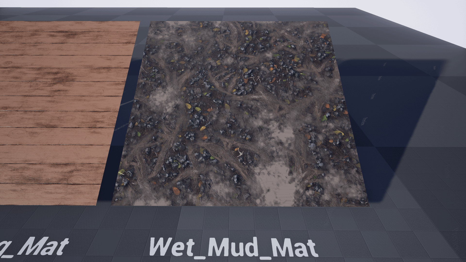 5 Realistic 4K PBR Materials by Robert Ritchie in Materials - UE4