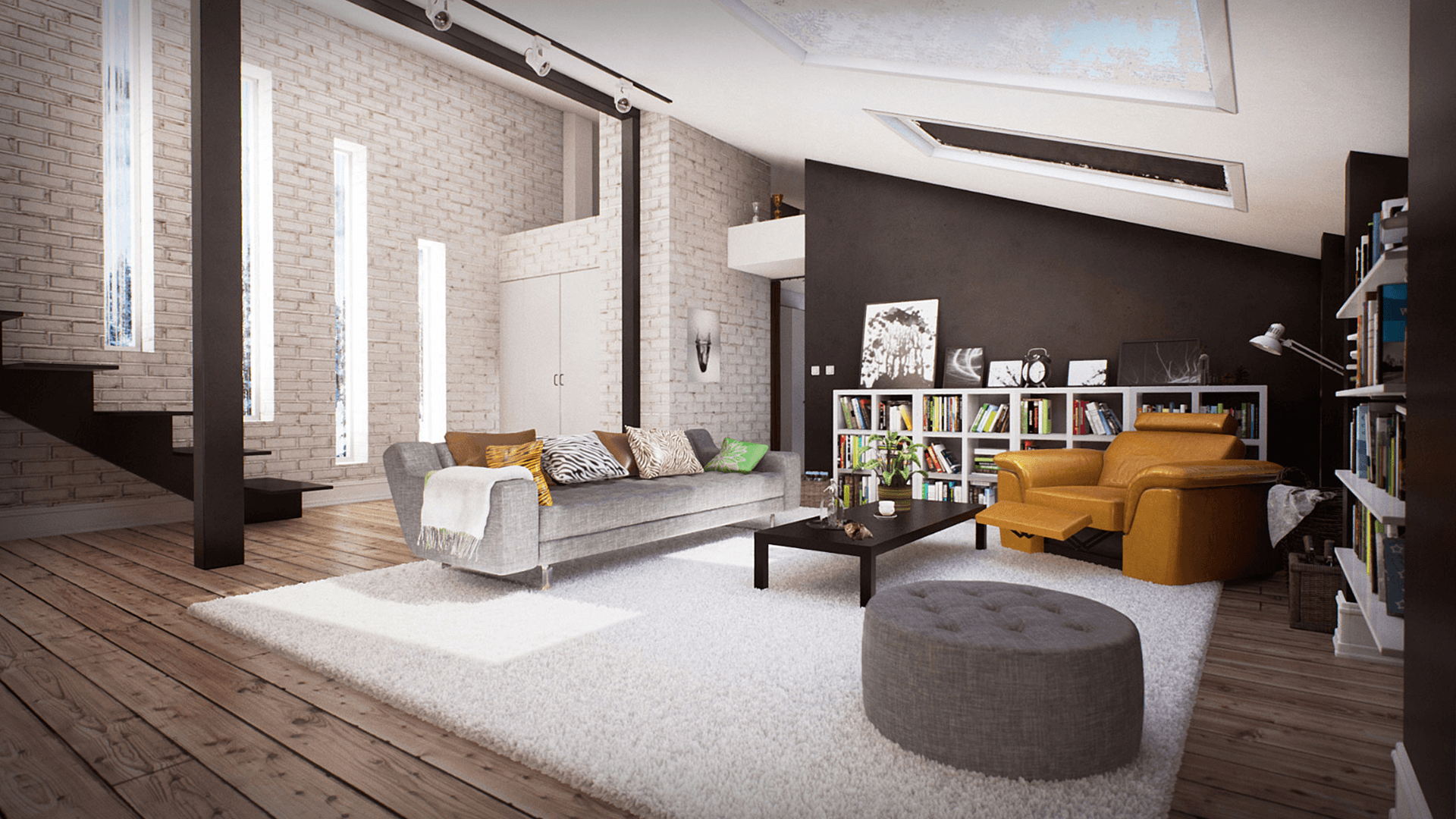 Charming Archinteriors Vol 2 Scene 1 By Evermotion In Architectural Visualization    UE4 Marketplace
