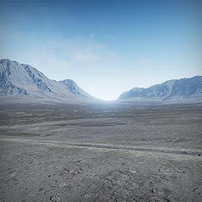 Automatic Landscape Set 2 Deserts