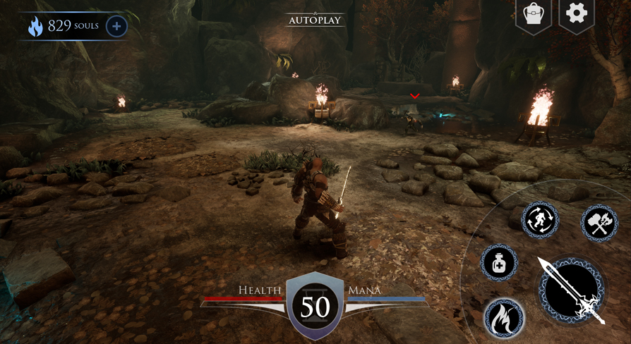 Action RPG by Epic Games in Epic Content - UE4 Marketplace