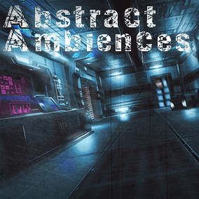 "60 ready-to-use stereo downmixes of the ""Abstract Ambiences – Surround"" in stereo. Doomed Soundscapes, Dark Drones, Futuristic Dungeons, Alien Worlds, SciFi Horror, Weird Radio Messages and Interference, and Disturbing and Terrifying Noises & more."