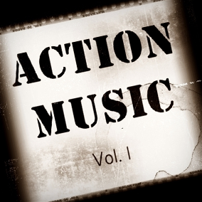 "The ""Action Music Vol. I"" pack focuses on fast-paced tracks in the style of modern Hollywood blockbusters' soundtracks"