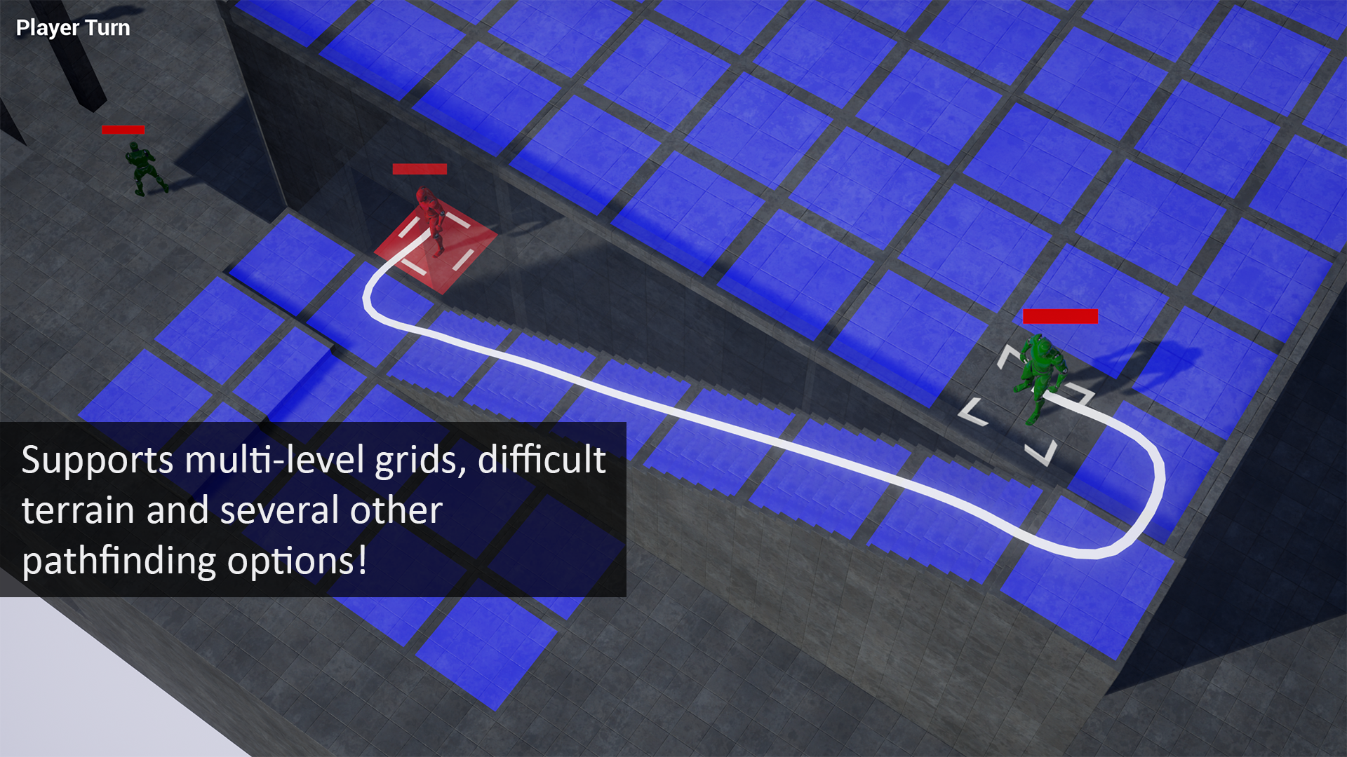 Advanced Turn Based Tile Toolkit by Knut Øverbye in