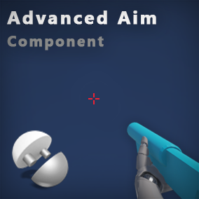 Advanced Aim Component have smooth aiming effect, as well as targeting, sniper scope and free aiming modes.