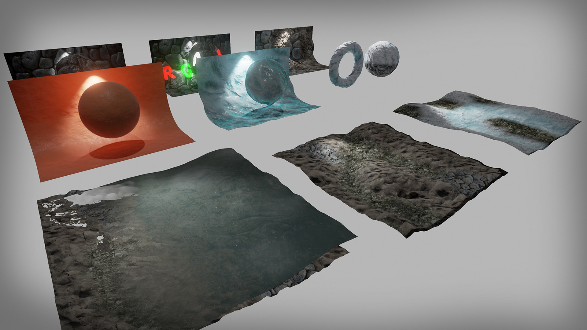 Advanced materials ed 2 by c media in materials ue4 for Waste material items