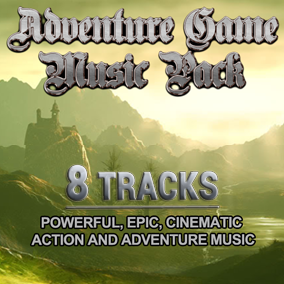 Powerful, memorable, epic, cinematic action and adventure music!