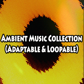 This pack contains 7 instrumental tracks, each piece has a calm and peaceful vibe. Each track is adaptable and 4 tracks can be looped seamlessly. Includes a combination of orchestral, synthesizer, guitar, piano and percussive instrumentation.
