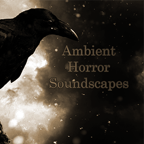 A set of fifteen original soundscapes that create a sense of horror and suspense, from deep, droning, rumbling, and disturbing tracks to ethereal and spooky choral voices embedded in an otherworldly atmosphere.