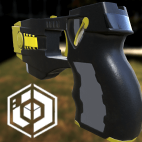 Animated FPS Taser Pack
