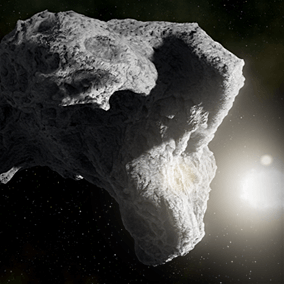 Automatic Asteroids Generator Blueprint.