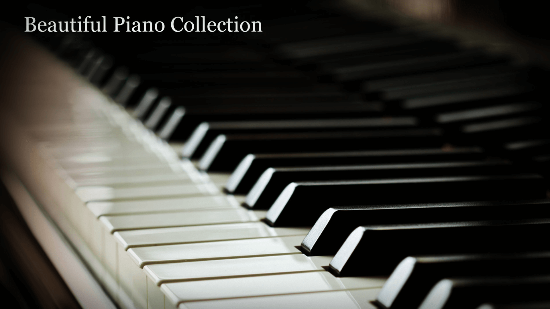 Beautiful Piano Music Collection By Taylor Brook In