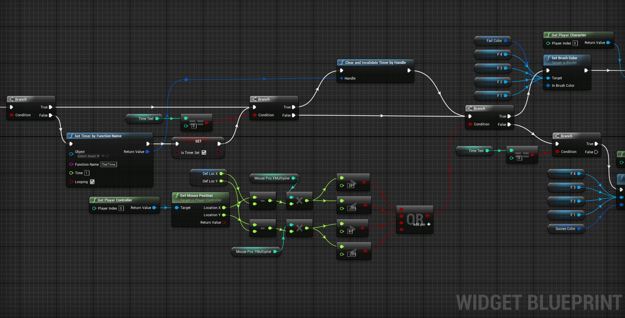 Blueprint quick time events by adam gyenes in blueprints ue4 share malvernweather