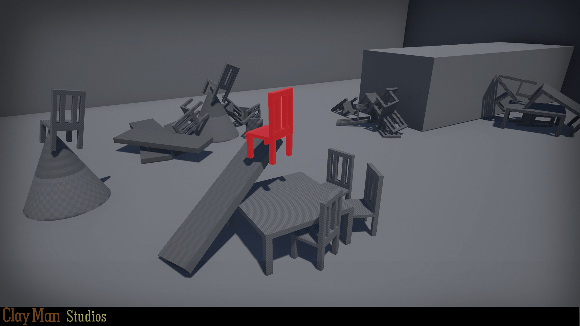 Configurable Blueprint Building System by Clay Man Studios