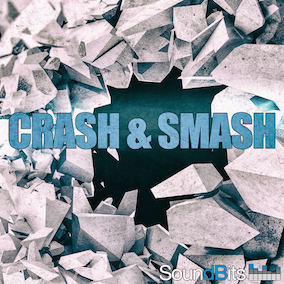 "The ""Crash & Smash"" sound effects library contains over 1110 sounds of destruction. For this collection, I went on rampage at several junk yards around my hometown and in a huge stone pit. Collecting a vast amount of crash sound effects."
