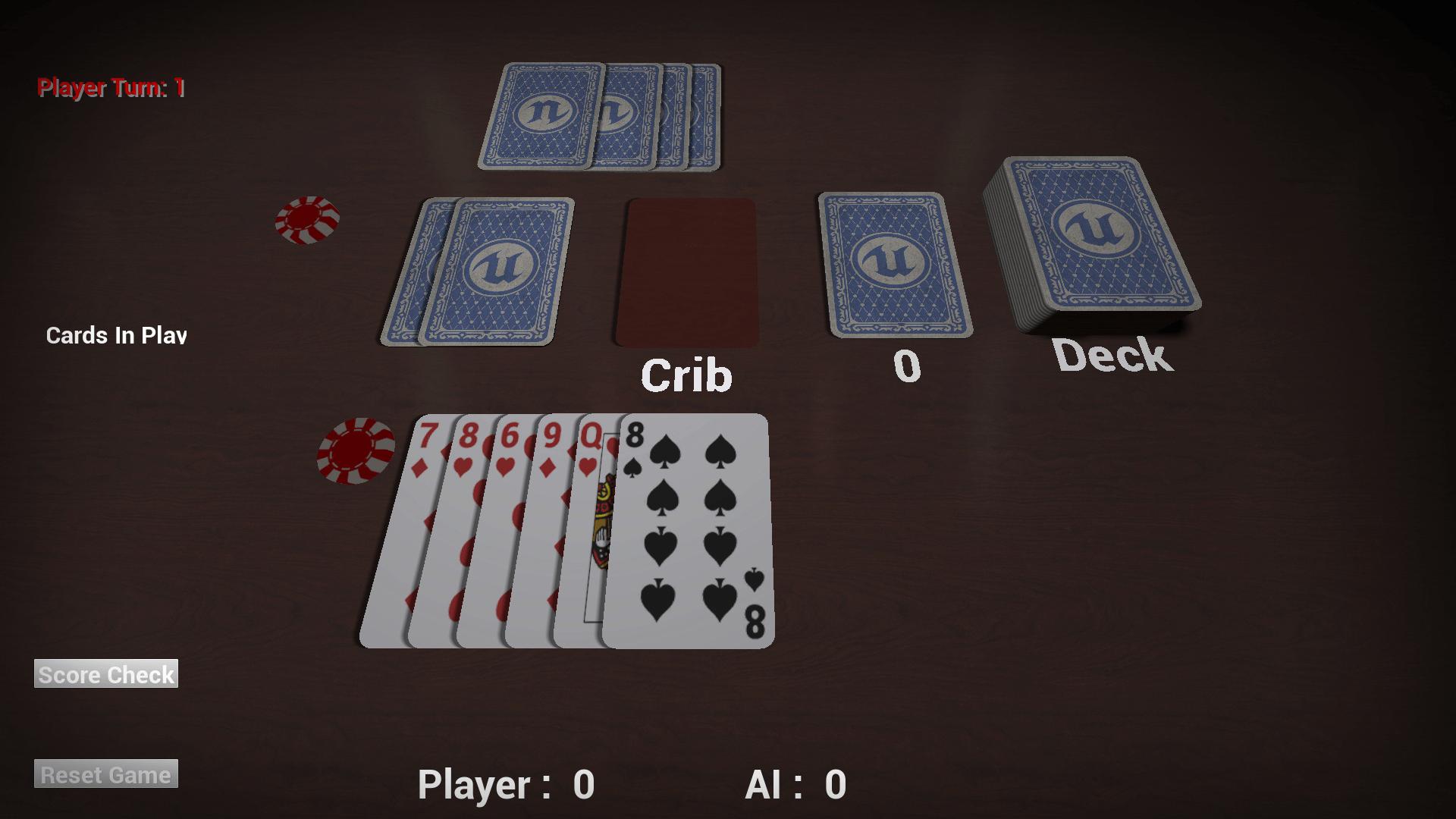 Blackjack small basic