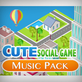 7 Music and 24 Sound Effects! 7 chill, light and fun music suitable for most cute social simulation games! Also usable for cute RPG games or even children education games!