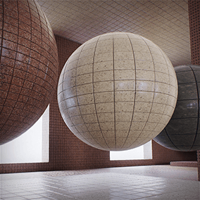 42 Materials with 159 seamless 4k textures.