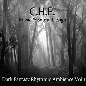 This is my first collection of Dark Fantasy Rhythmic Ambience.