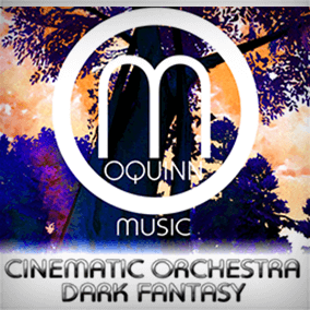 Always have high quality dark cinematic music for your Fantasy/Adventure/RPG projects with the Cinematic Orchestra Dark Fantasy music pack.