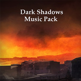 The Dark Shadows Music Loop Pack contains 13 music files, seamless loops, and stings! Excellent for games and apps in the Sci-Fi, Horror, Drama, Tense, Suspenseful, and other worldly genres.
